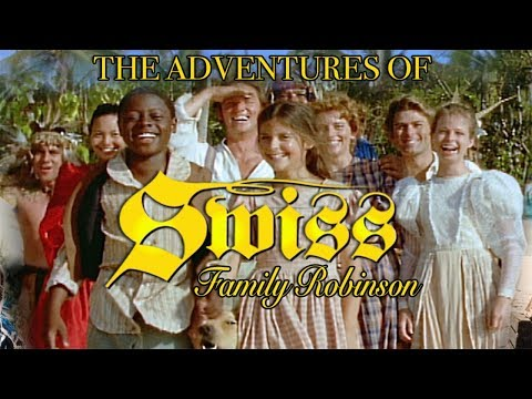 The Adventures of Swiss Family Robinson - Official Trailer (HD)