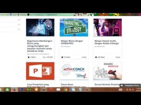 Kursus Online Bersertifikat di Indonesia- Pengonaq Media