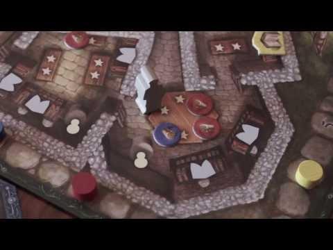Vídeo Reseña Templar The Secret Treasures - Juego de Mesa