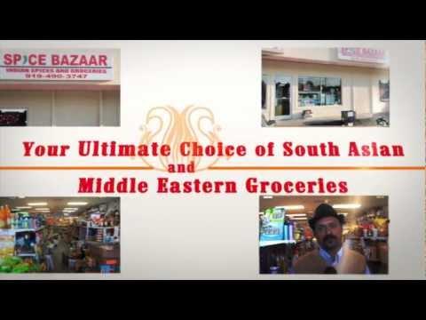 Spice Bazaar - Durham, North Carolina, based Indian, Pakistani & Halal Grocery Store
