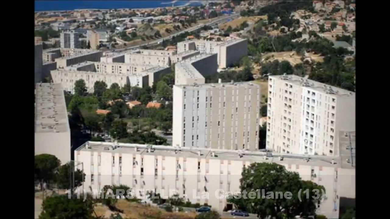 Marseille Ville La Plus Dangereuse De France