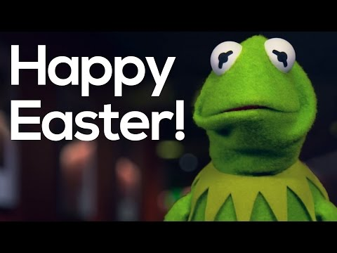 Happy Easter From The Muppets | Kermit The Frog | The Muppets