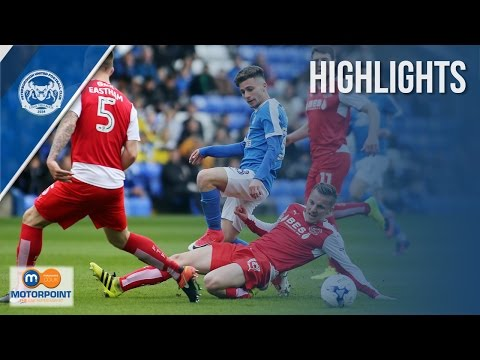HIGHLIGHTS | Peterborough United vs Fleetwood Town