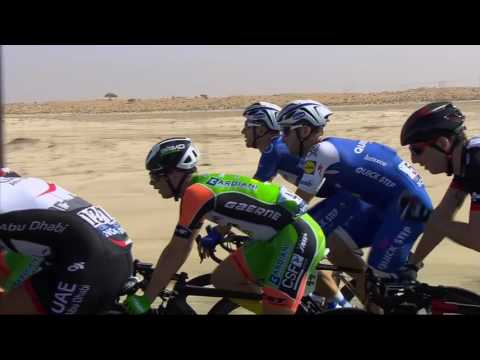 Dubai Tour 2017 - Stage 2 Highlights