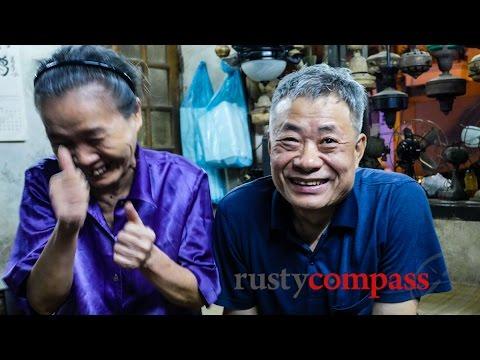 Meet this adorable Hanoi couple