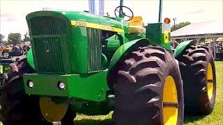 John Deere at the Historic Farm Days