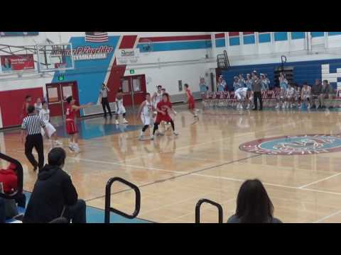 20170111 JV Hillsdale vs Burlingame High School Basketball 2
