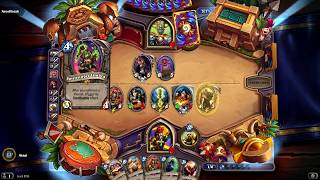 Hearthstone - Tavern Brawl (Brawl of Champions Grand Finals)