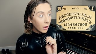 MY CRAZY OUIJA BOARD EXPERIENCE