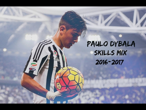 Paulo Dybala Skills & Goals 2017 HD - YouTube