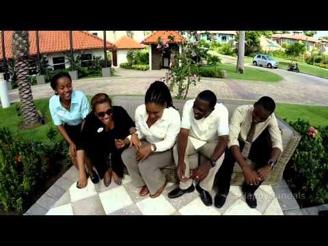 Sandals LaSource Grenada is Happy!