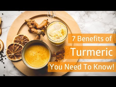 Top 7 Turmeric Curcumin Benefits For Staying Healthy