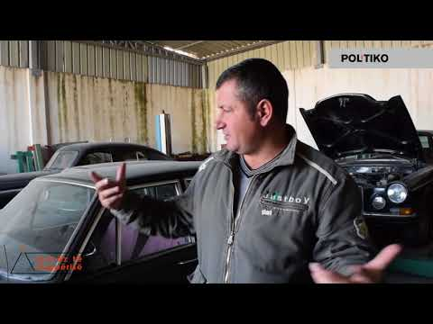 Koleksionisti i veturave të Byrosë Politike