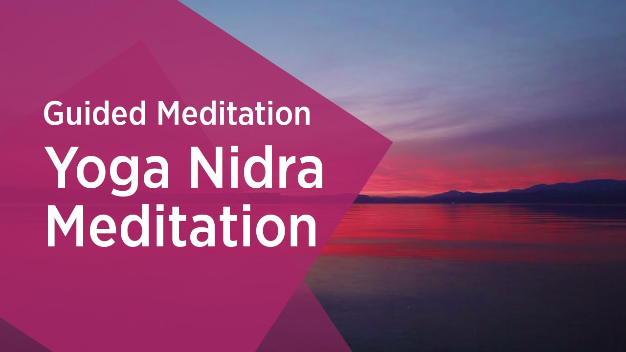 Yoga Nidra Guided Meditation For Sleep Relaxation Gurudev Sri Sri Ravi Shankar Youtube
