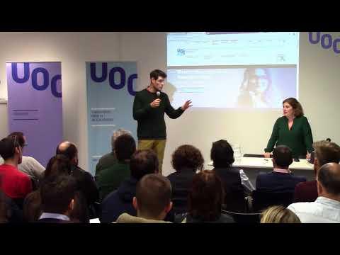 Jornada de acogida UOC en Madrid