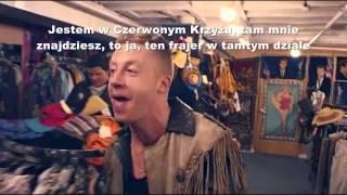 MACKLEMORE & RYAN LEWIS - THRIFT SHOP FEAT. WANZ tłumaczenie PL