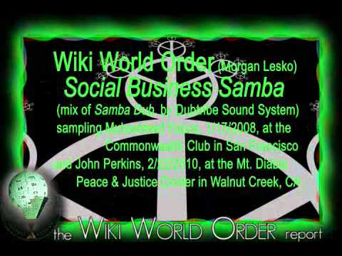 Wiki World Order Music: Social Business Samba