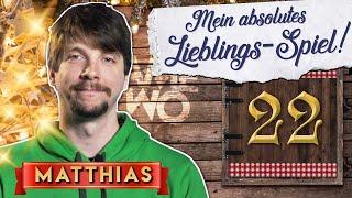 Mein Lieblingsspiel: Matthias | Game Two Adventskalender #22