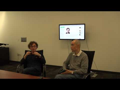 Startup Tea Talk - Walter De Brouwer, Founder of doc.ai, Scanadu