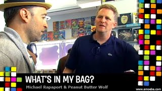 Michael Rapaport and Peanut Butter Wolf - What