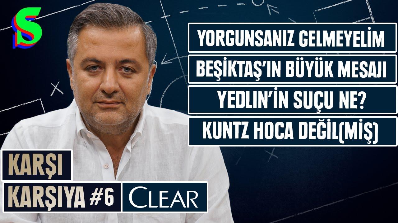 Download Terim & Pereira, Batshuayi Uçuyor, Gervinho Mecburiyeti, Kuntz | Mehmet Demirkol'la Karşı Karşıya #6