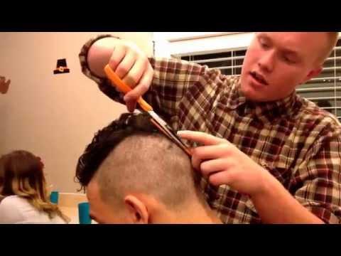 Vlog: Boston Gives A Haircut!