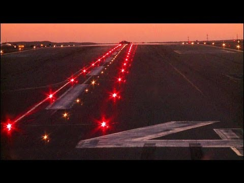 FAA Runway Status Lights Video Gallery