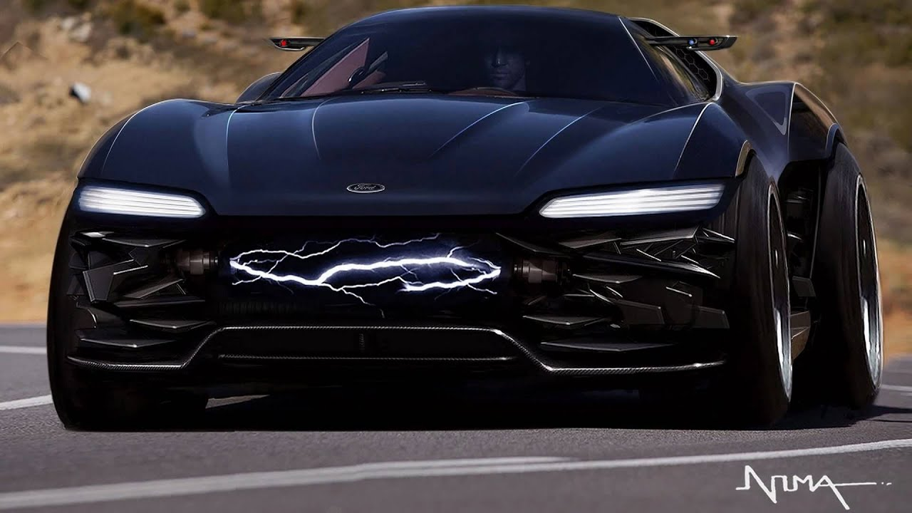 2011 Ford Mad Max Concept Youtube