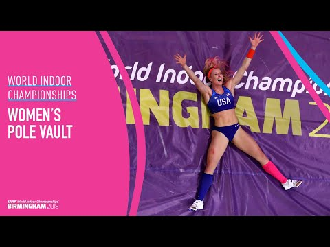 Women's Pole Vault Birmingham Indoor Grand prix 2019 .6 from YouTube · Duration:  14 minutes 55 seconds