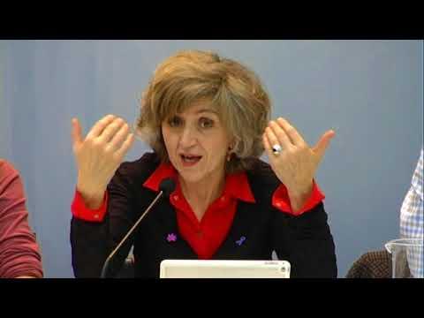 Charla-Coloquio con Mª Luisa Carcedo (PSOE)