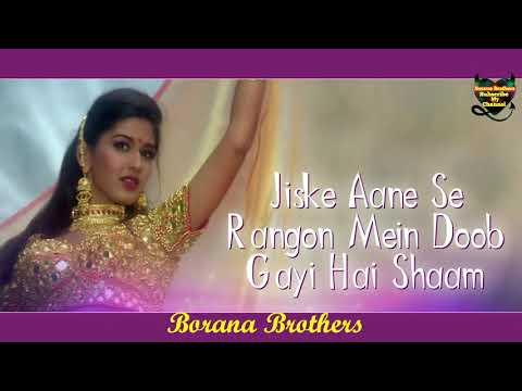 Love💖 Whatsapp Status Video 30 Sec 😘💞👸💏 Jiske Aane Se Rangon Mein Doob Gayi Hai Shaam......😍