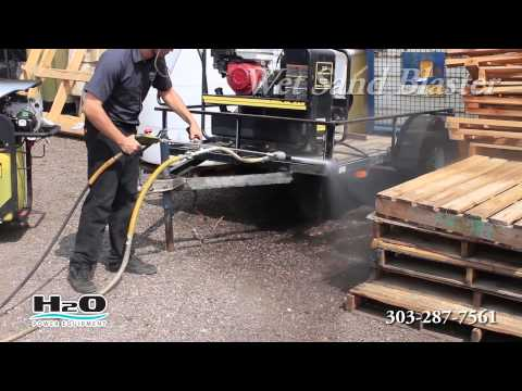 Pressure Washer Accessories - Power Washing Tools By H2O Power Equipment