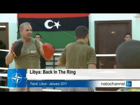 NATO and Libya - Back in the boxing ring