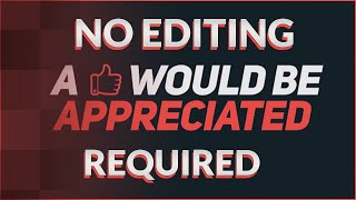 No Editing Required! - Free Awesome Red Outro Template - Adobe After Effects template