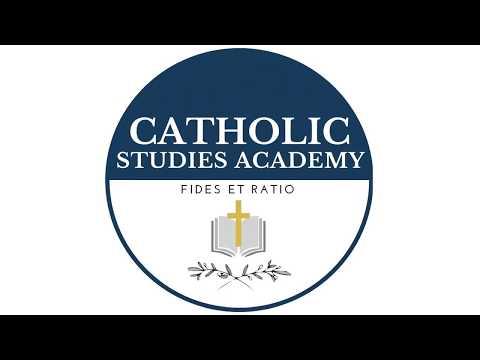 Introduction to Sacred Scripture - Catholic Studies Academy