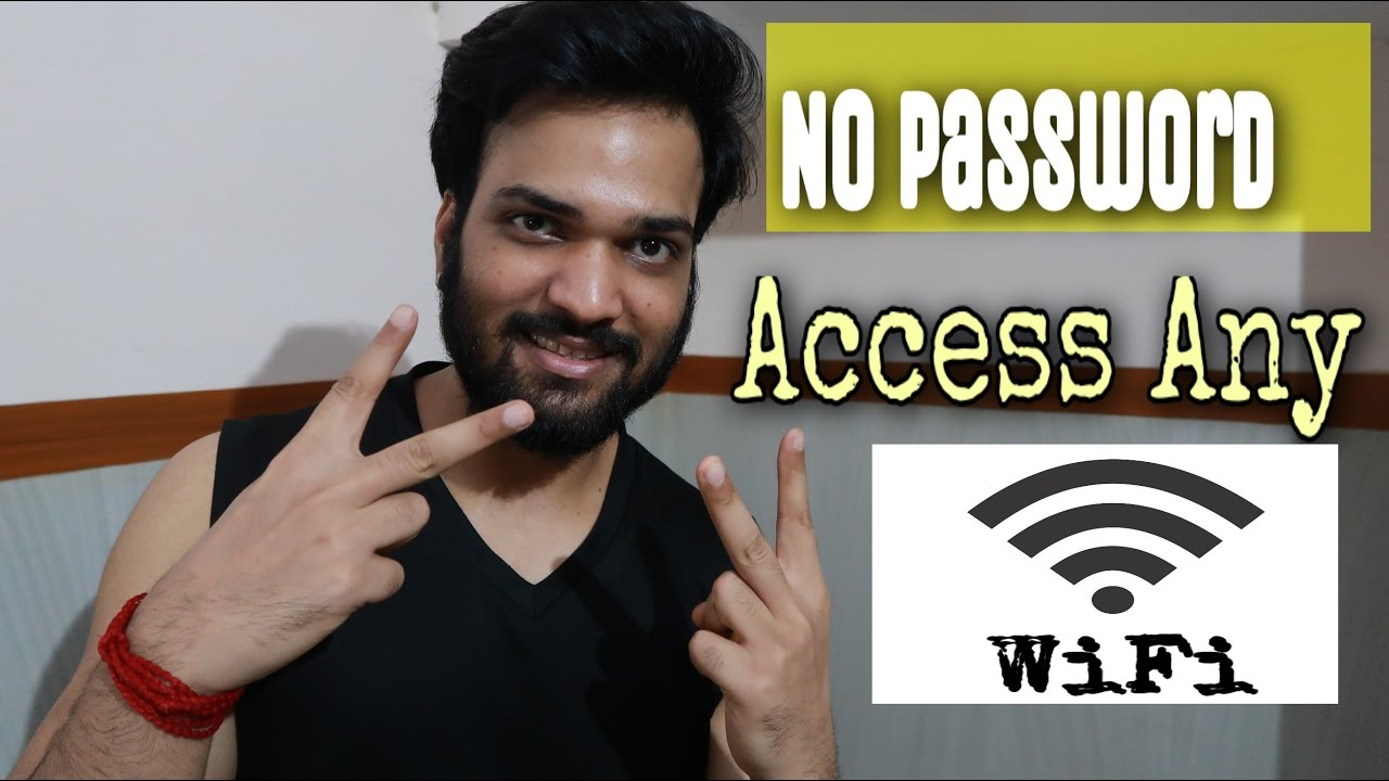wifi password hack in 60 seconds no root no app 2017 200