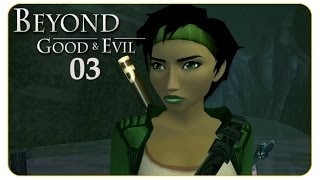 Gefährliche DomZ Seeschlange #03 Beyond Good and Evil HD - Let's Play