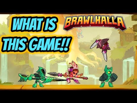 Brawlhalla | Father And Son - New Game!!!!