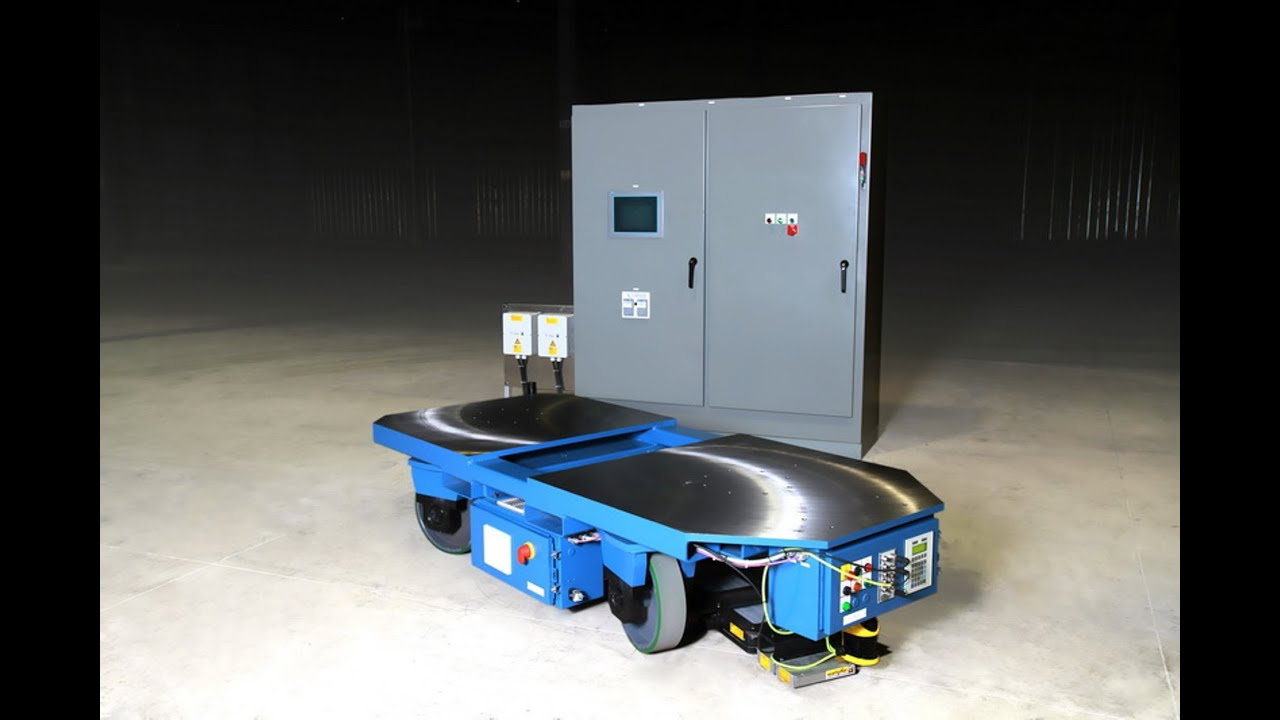 automated guided vehicle pdf