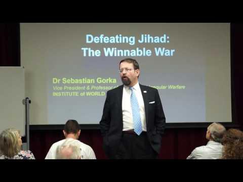 Sebastian Gorka: Winning The War Against Global Jihad