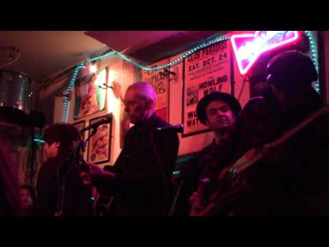 Barry Jackson House Band Slow Blues in Minor