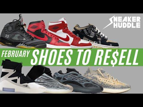 Shoes To Resell Travis Scott Nike Dunk Off White Jordan 5