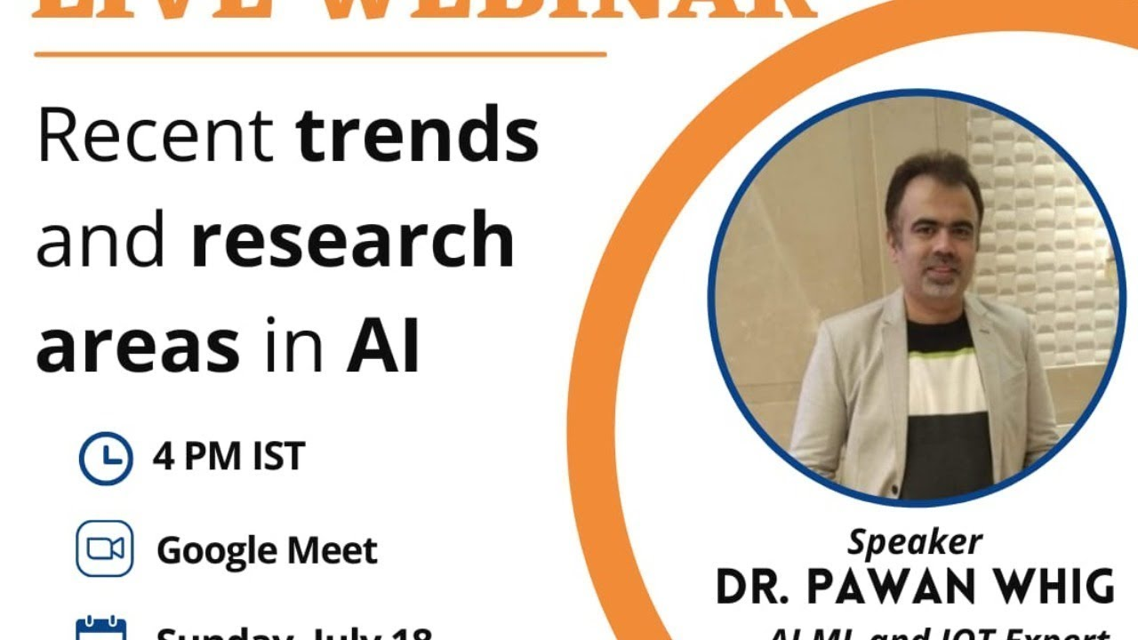 Recent Trends and Research Areas in Artifical Intelligence