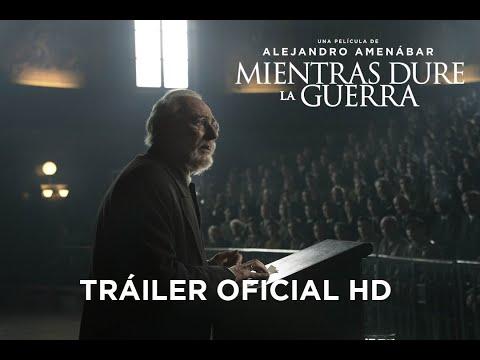 MIENTRAS DURE LA GUERRA - Estreno de la nueva película de Amenábar