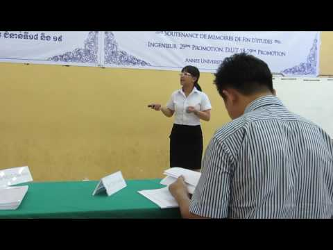 Nou Soneary-ITC GCI Civil Engineering Degree Thesis Defending on 31/June/2014 (GCI-29th Generation)