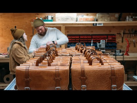 """""""Start Selling Your Leatherwork"""" Online Course – Stock and Barrel #leathercraft"""