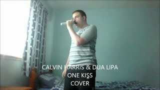 One Kiss - Dua Lipa & Calvin Harris (Live Cover by Aaron Pring)