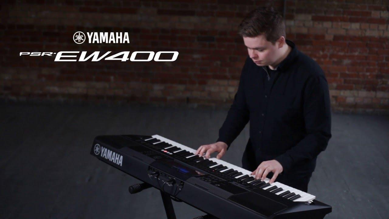 Yamaha Psr  Specifications