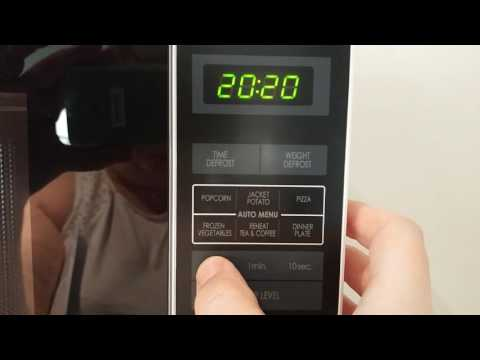 Review - Sharp R272WM 20 Litre Microwave