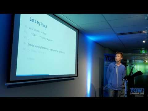 YOW! Lambda Jam 2016 James Hales - Design your own Optics to Improve Composability and Testability